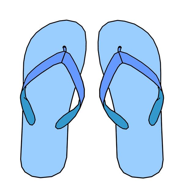 Flip Flop Clip Art Beach Flip Flops Clip Art Clip Art Havaianas Flip