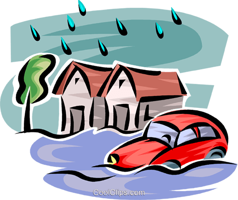 Flood Disaster Clipart-Flood disaster clipart-10