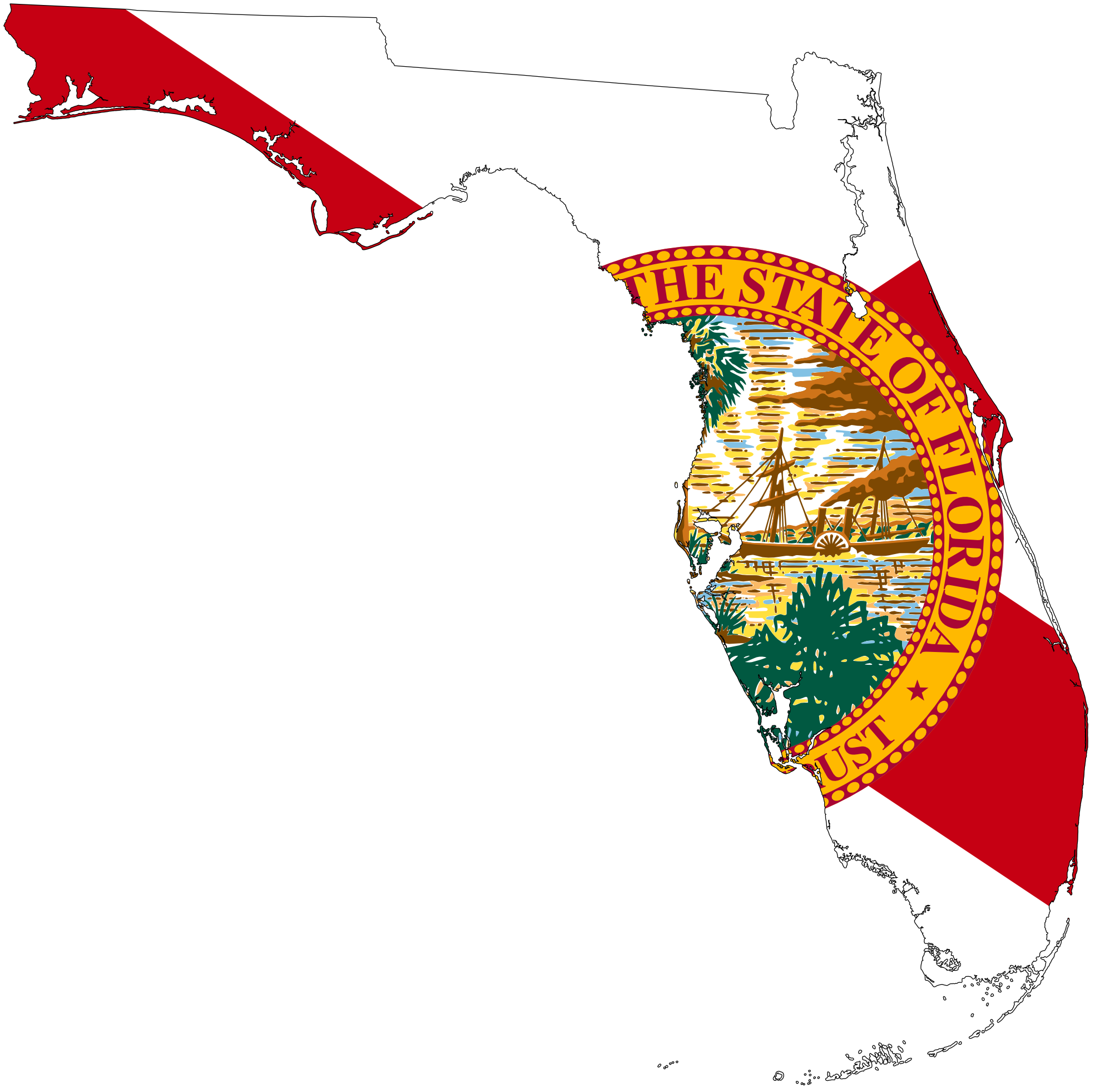 Florida clipart free clipart images 2