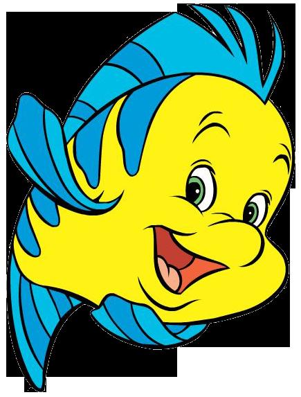 flounder clipart