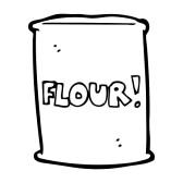 flour clipart