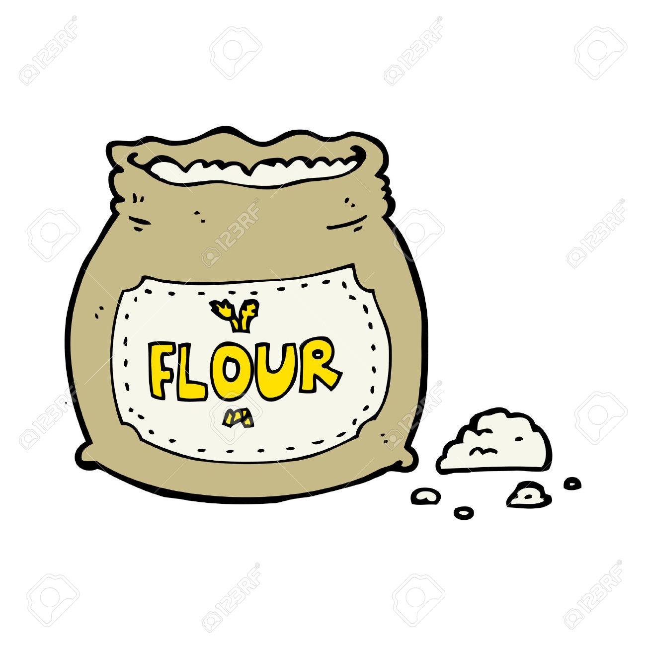 Flour Clip Art