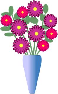 Flower Arrangements In Vases .-Flower Arrangements In Vases .-3
