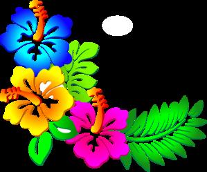 Flower border flower clip art free free flower graphic vintage