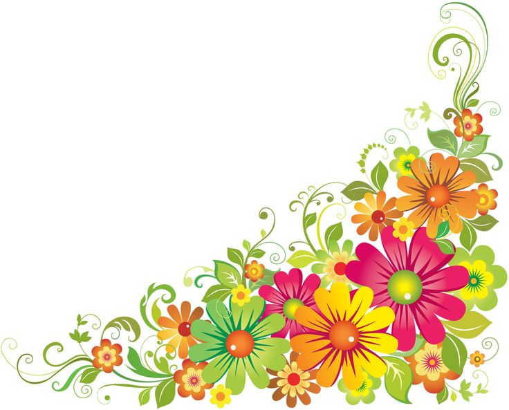 Flower borders border clipart images dow-Flower borders border clipart images download free download clipart-15