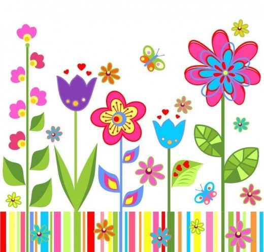 Flower Clip Art Collection Of ..