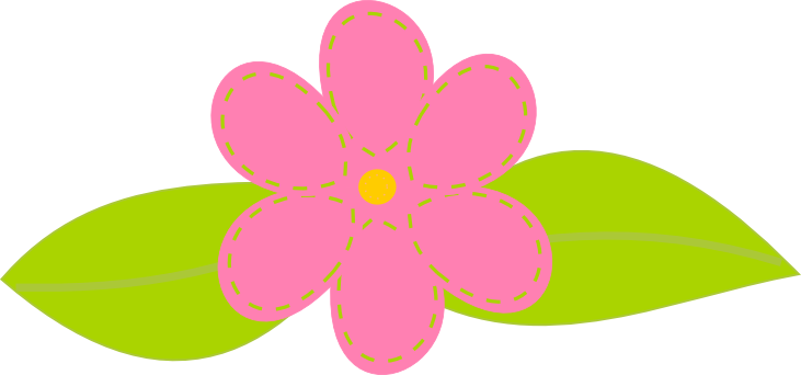 Flower Clip Art Transparent Background Pictures