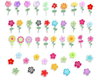 Flower Clipart-Clipartlook.com-340