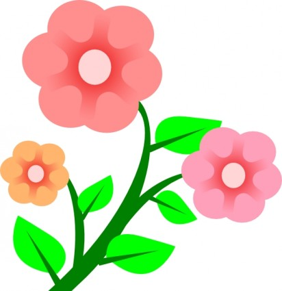 Flower vine clip art Free vector for free download (about 21 files).