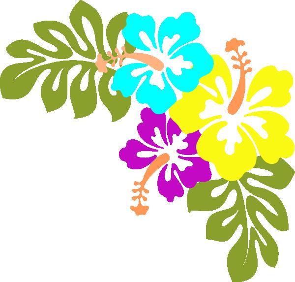 Flowers Clip Art At Clker Com Vector Clip Art Online Royalty Free