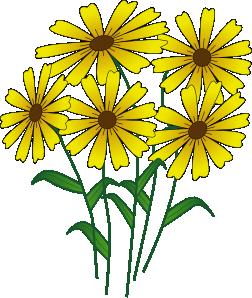 Flowers Clip Art - Clip Art Free Flowers