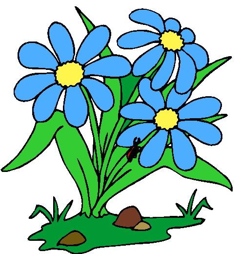 Flowers Clip Art - Clip Art Of Flowers