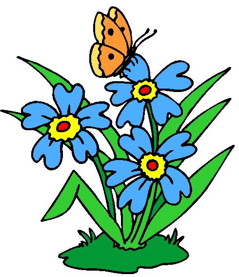 Flowers Clip Art-Flowers clip art-7