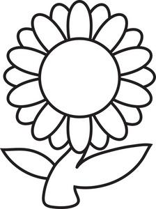 Flowers Clipart Image: Flower .-Flowers Clipart Image: Flower .-7
