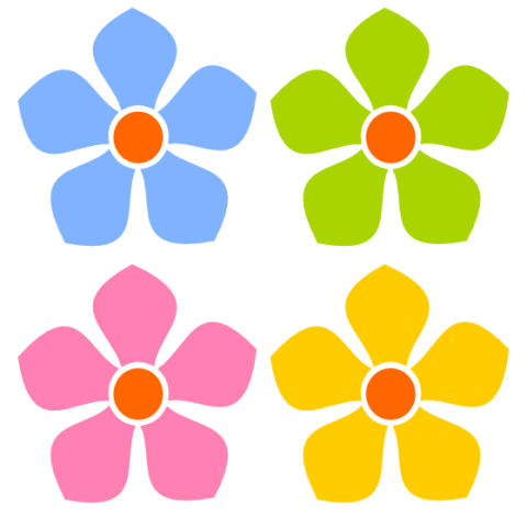 Flowers Flower Clipart Free Clipart Imag-Flowers flower clipart free clipart images 4-9