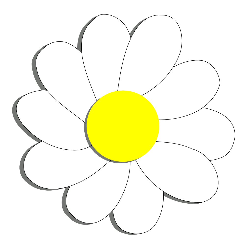 Flowers For Daisy Flower Clip Art