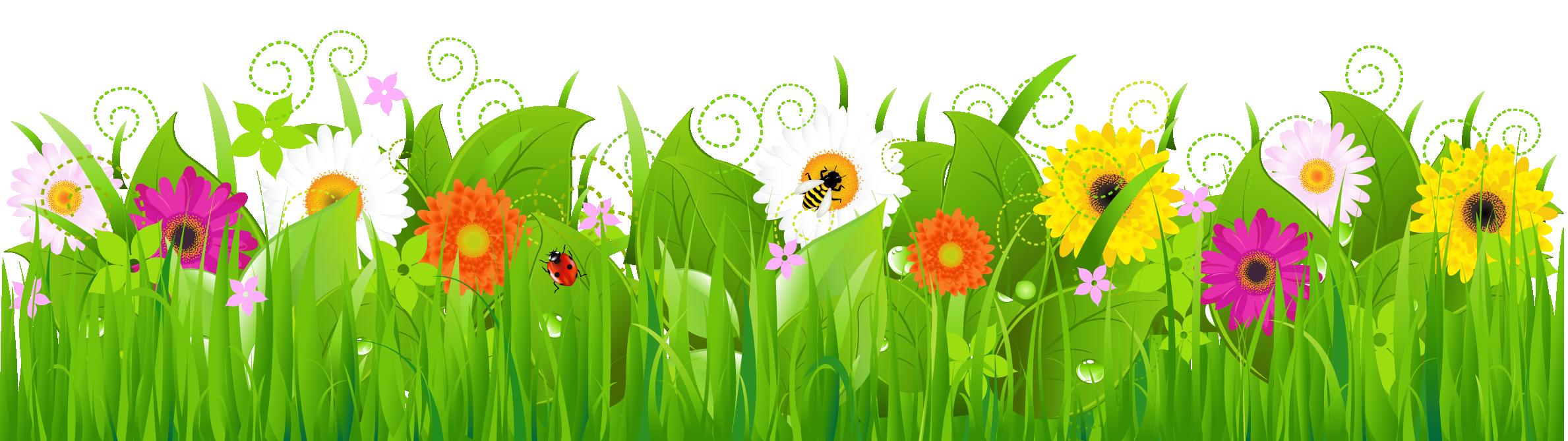 Flowers Free Clip Art Grass Clipart Clip-Flowers free clip art grass clipart clipartbold clipartall-1