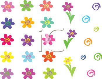 Flowers Yellow Flower Clip Art Animated Flower Clip Art Roses Flowers