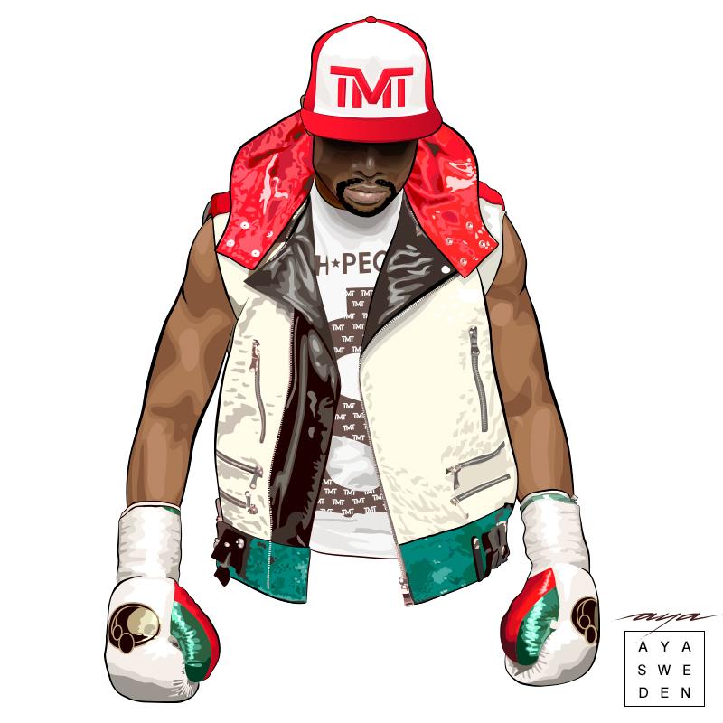 Floyd Mayweather u2013 Official Merchand-Floyd Mayweather u2013 Official Merchandise-2