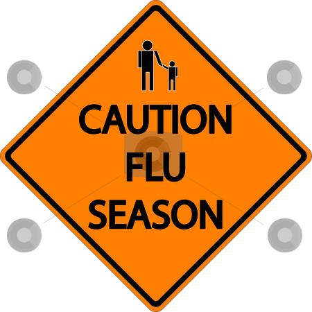 Flu Clipart Cutcaster Photo 100528828 Flu Season Sign Jpg