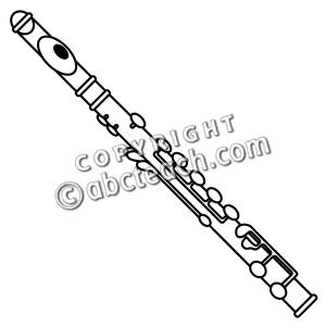 flute clipart-flute clipart-15