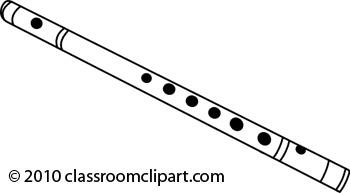 Flute Clip Art-Flute Clip Art-2