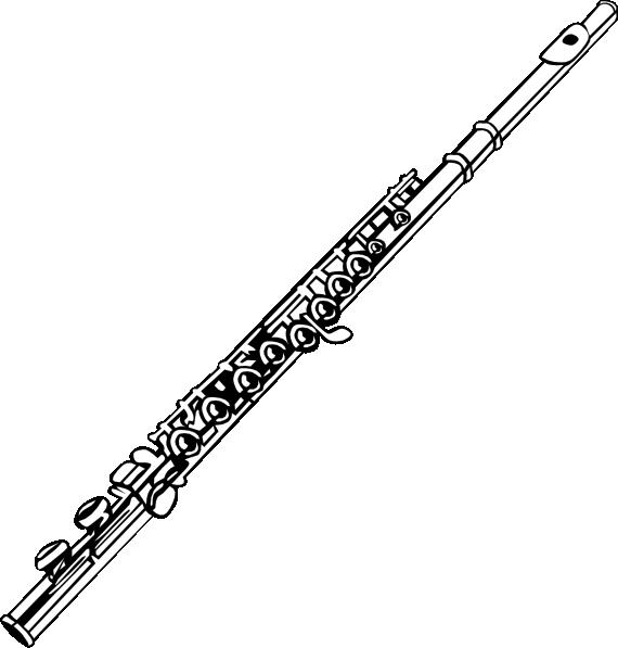 Flute Clip Art-Flute Clip Art-0
