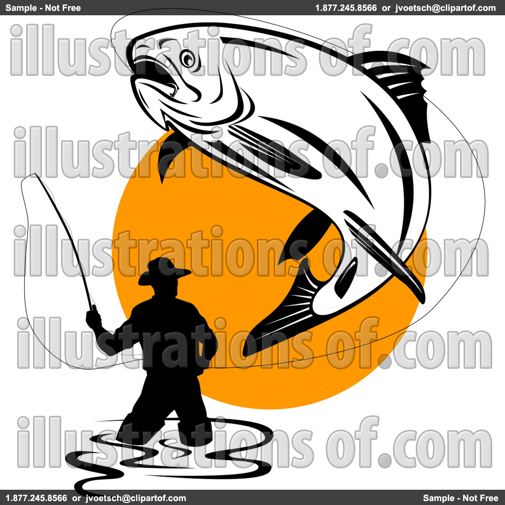 Fly Fishing Clip Art Fishing Clipart By -Fly Fishing Clip Art Fishing Clipart By Patrimonio Royalty Free Rf-13