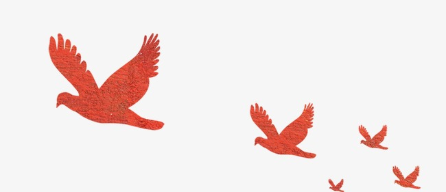 red flying bird, Bird Clipart, Birds, Eagle PNG Image and Clipart