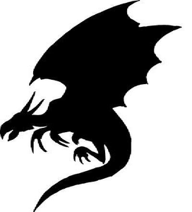 Flying Dragon Free Images At Clker Com Vector Clip Art Online
