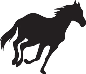 foal clipart. foal clipart. Black Horse Silhouette Clipart