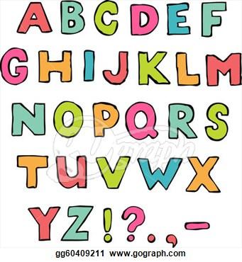 Font Clipart-Font Clipart-6