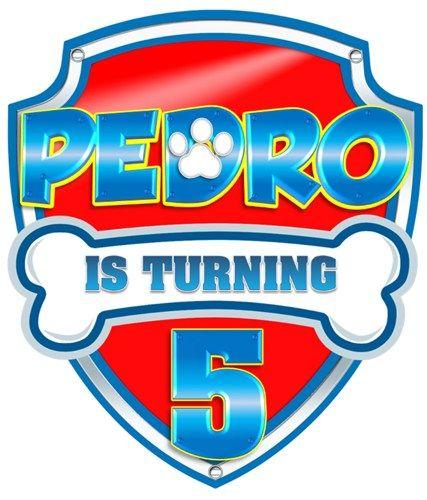 Font Paw Patrol - Modelli del - Paw Patrol Logo Clipart