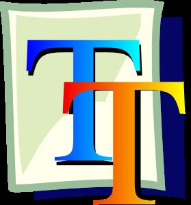 Font Style Clip Art-Font Style Clip Art-11