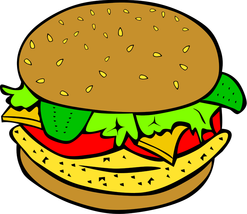 Food Clip Art - Clip Art Food