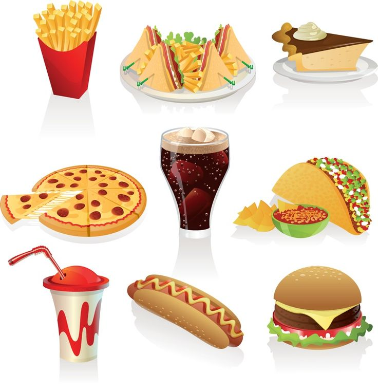 Food Clip Art Free Downloads | Fast food-Food Clip Art Free Downloads | Fast food clipart vector | Vector Graphics Blog-16