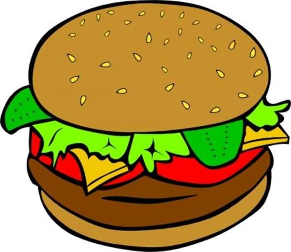 Food clip art image clipart . - Clip Art Food