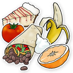 Food clip art images pictures