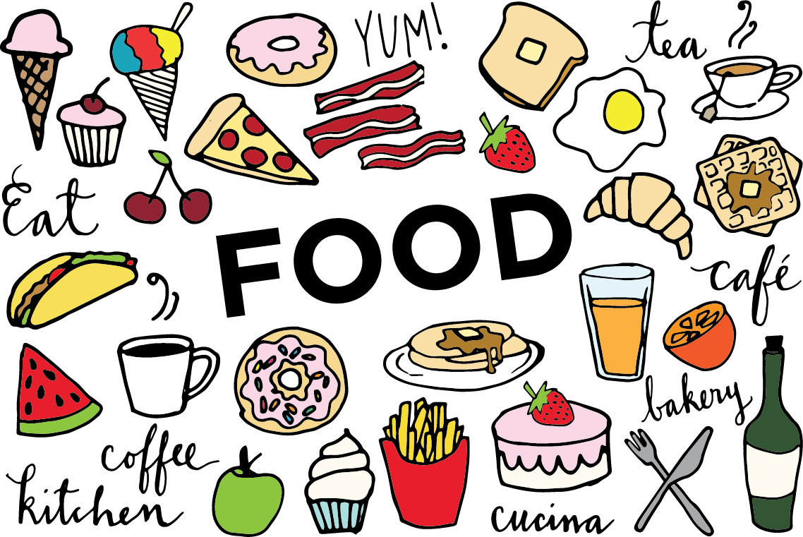 Food Clipart Free. Food cliparts