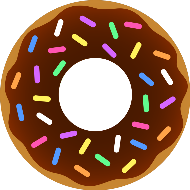 Food Donuts Clipart #1