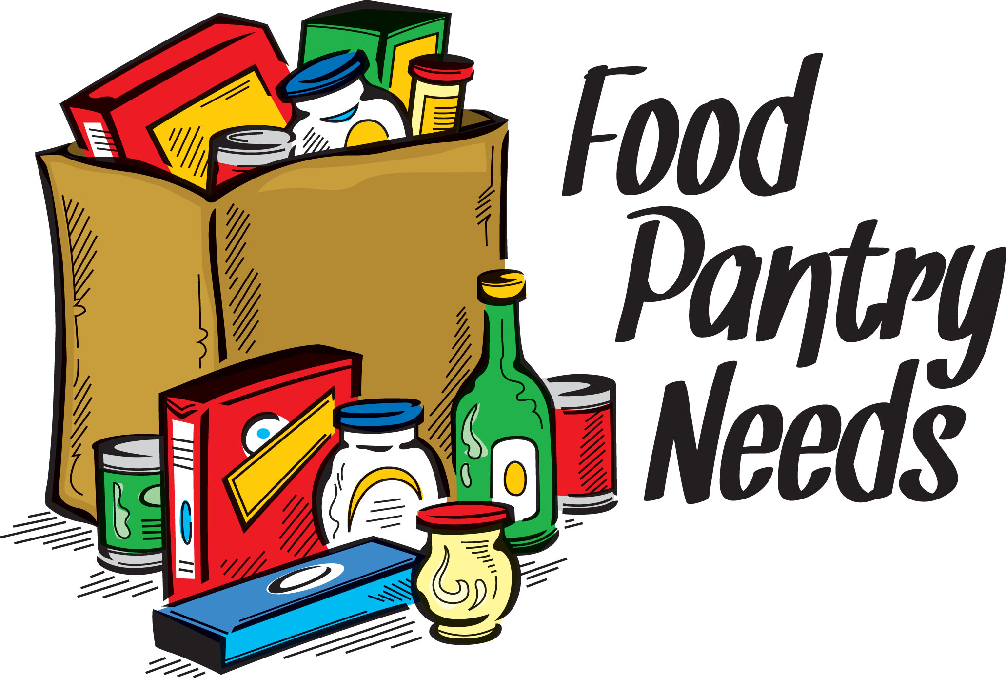 Food Pantry Clipart Food-Food Pantry Clipart Food-14