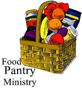 Food Pantry Ministry Clipart