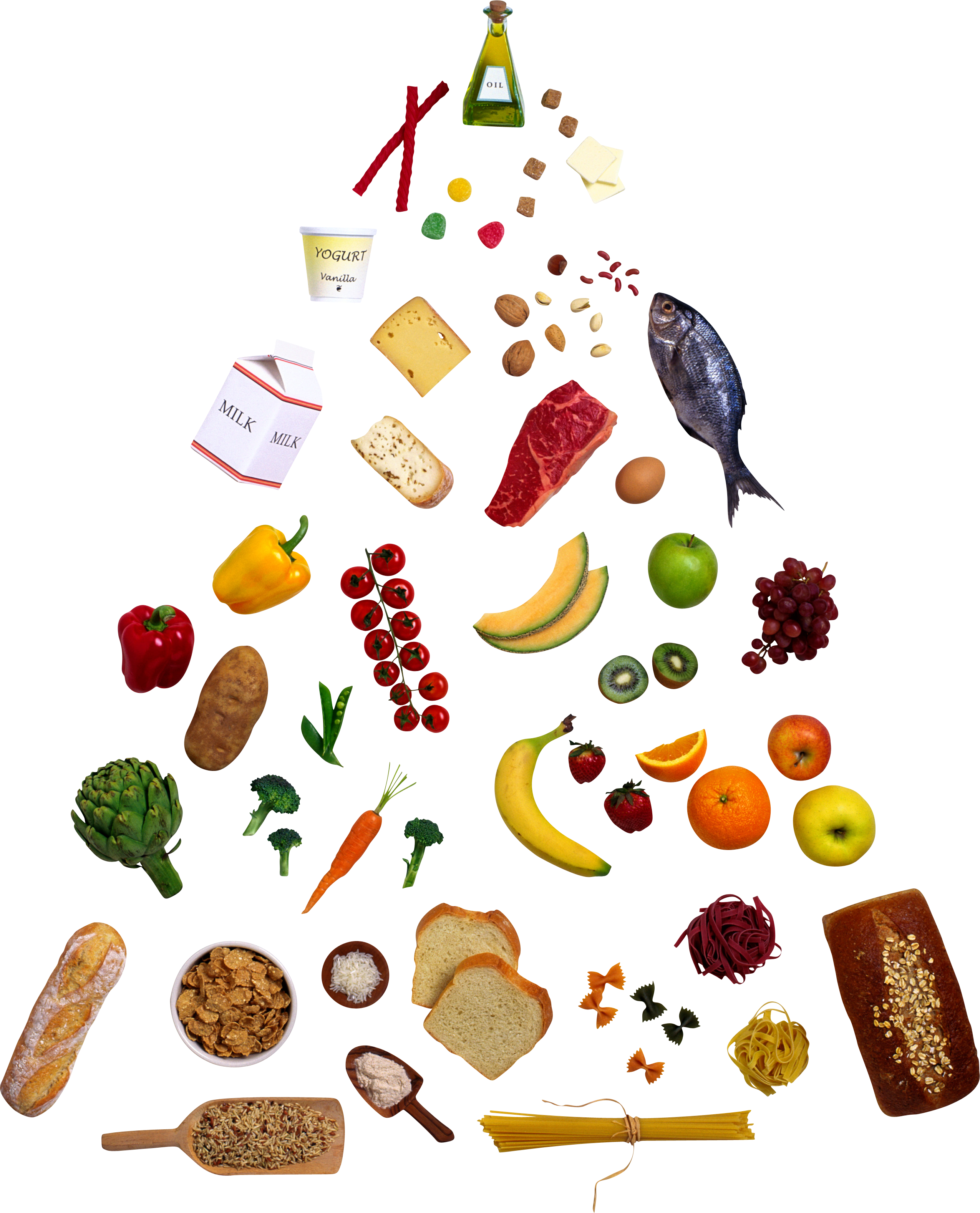 Food Pyramid Clip Art-Food Pyramid Clip Art-12