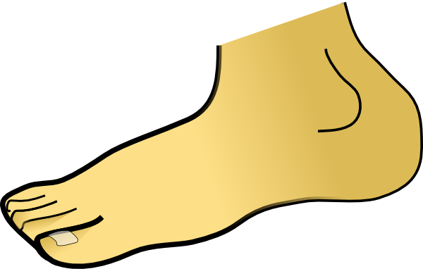 Foot Pictures Clip Art
