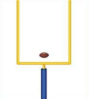 football goal clipart