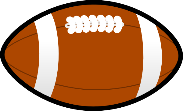 Football Clip Art At Clker Com Vector Cl-Football Clip Art At Clker Com Vector Clip Art Online Royalty Free-3