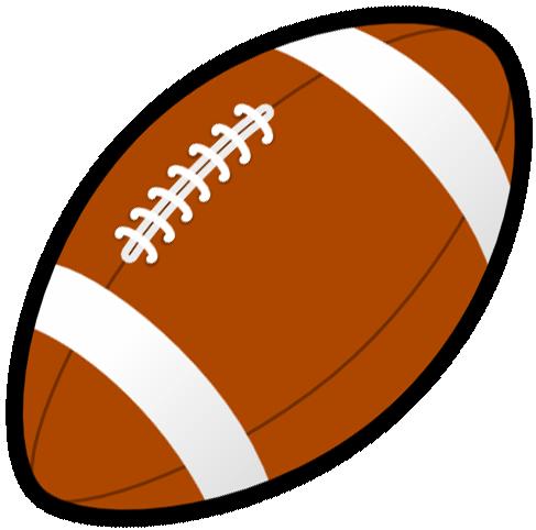 Football Clip Art-Football Clip Art-6