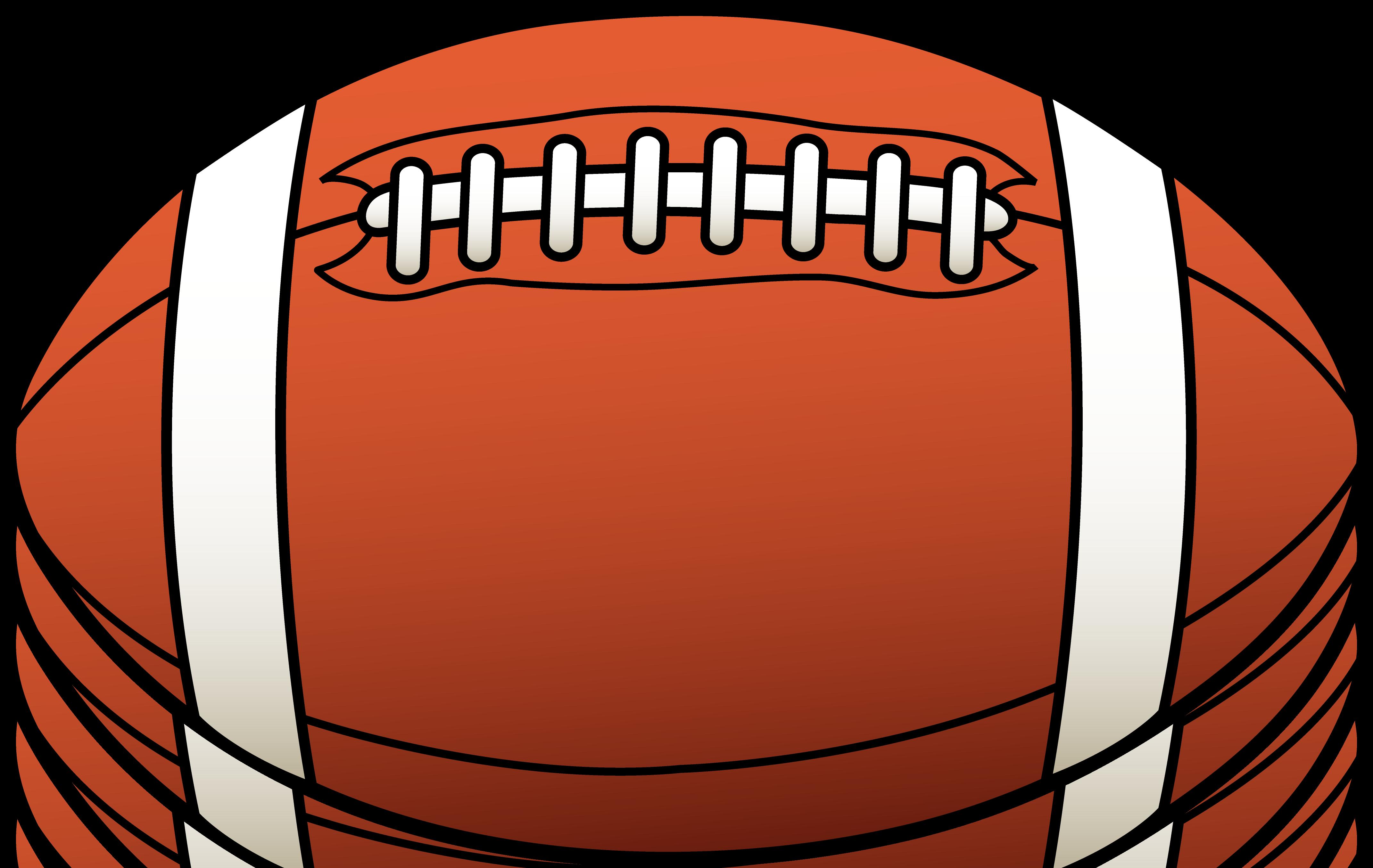 Football Clip Art · football clipart