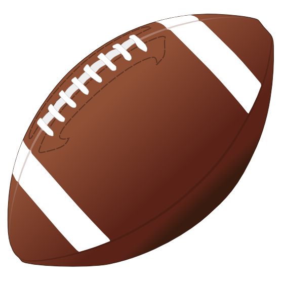 Football Clip Art-Football Clip Art-1