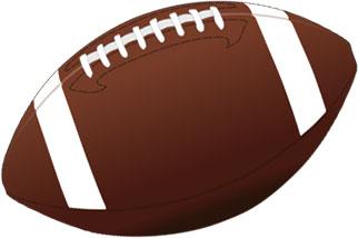 Football clip art free .